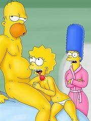 Dirty Simpsons