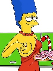 Marge knows that nothing...