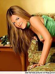 Loose Jennifer Aniston